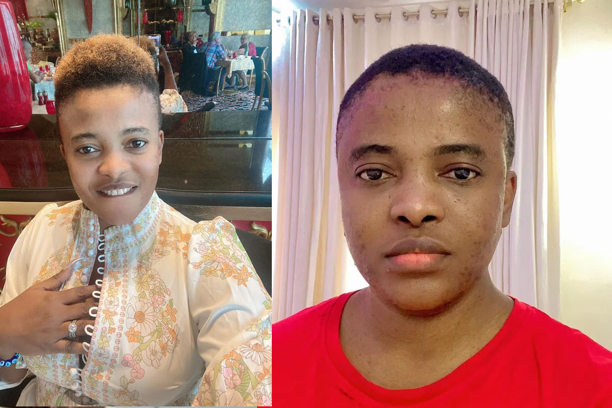 """My Juju Will Not Work Well If I Have My Hair"""" - OAP Angela Nwosu Cries Out"""