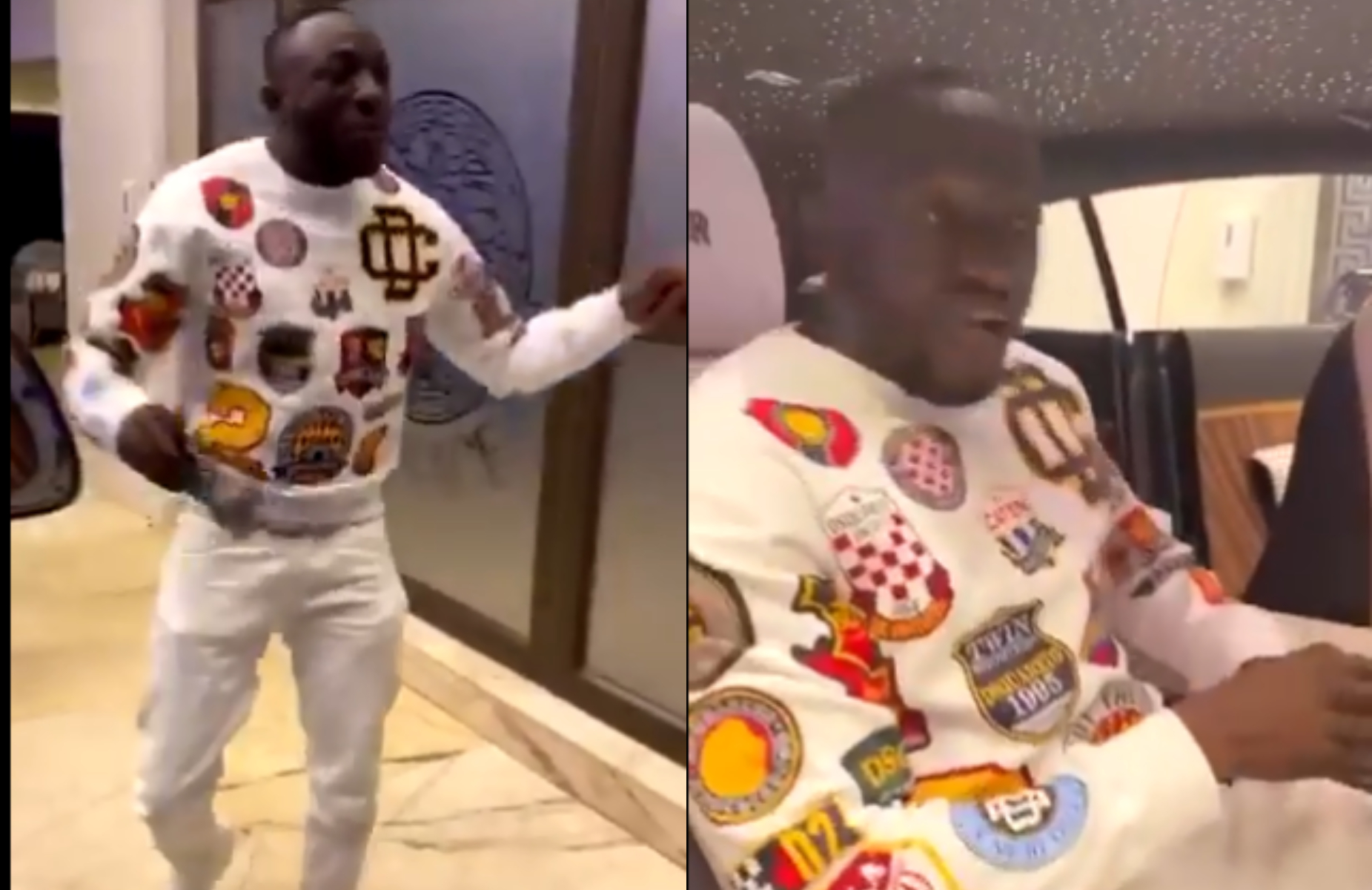 Watch The Last Video Of Ginimbi Before His Accident