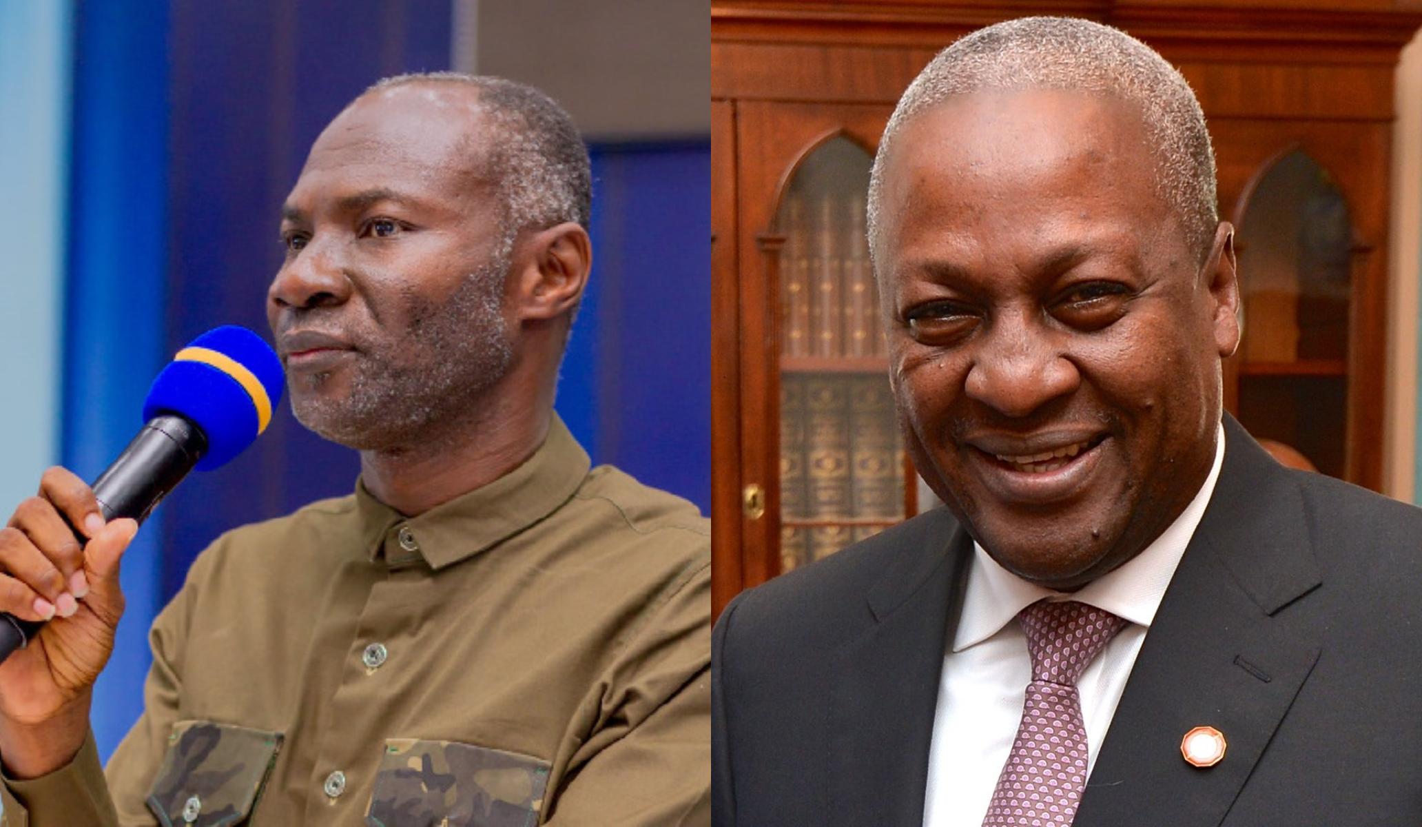 """The Vote For 2020 Election Are For John Mahama""- Prophrt Badu Kobi"