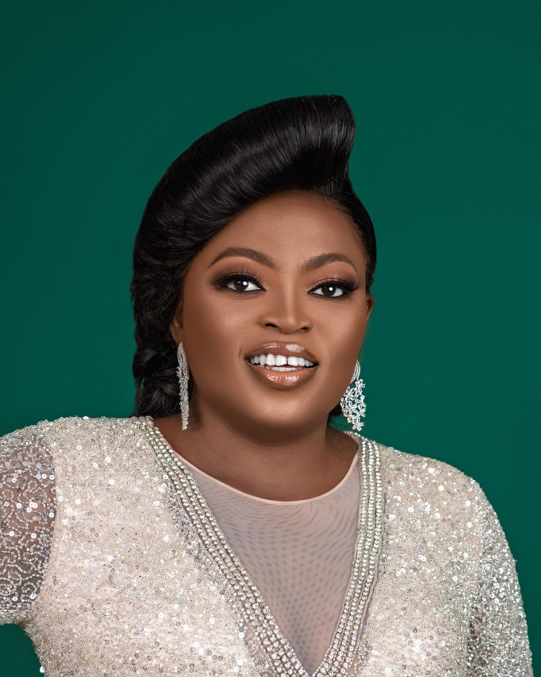 """""""I Don Do Am Already""""- Actress Funke Akindele Replies Online Prophet About Undergoing A Surgery"""
