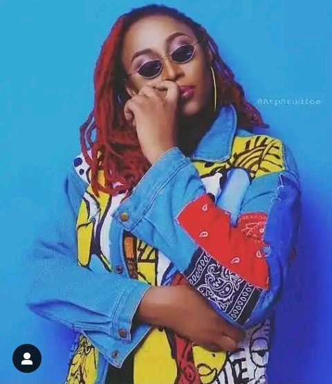 8 Months After Davido Told Cynthia Morgan To Call Him, SEE How She Looks No