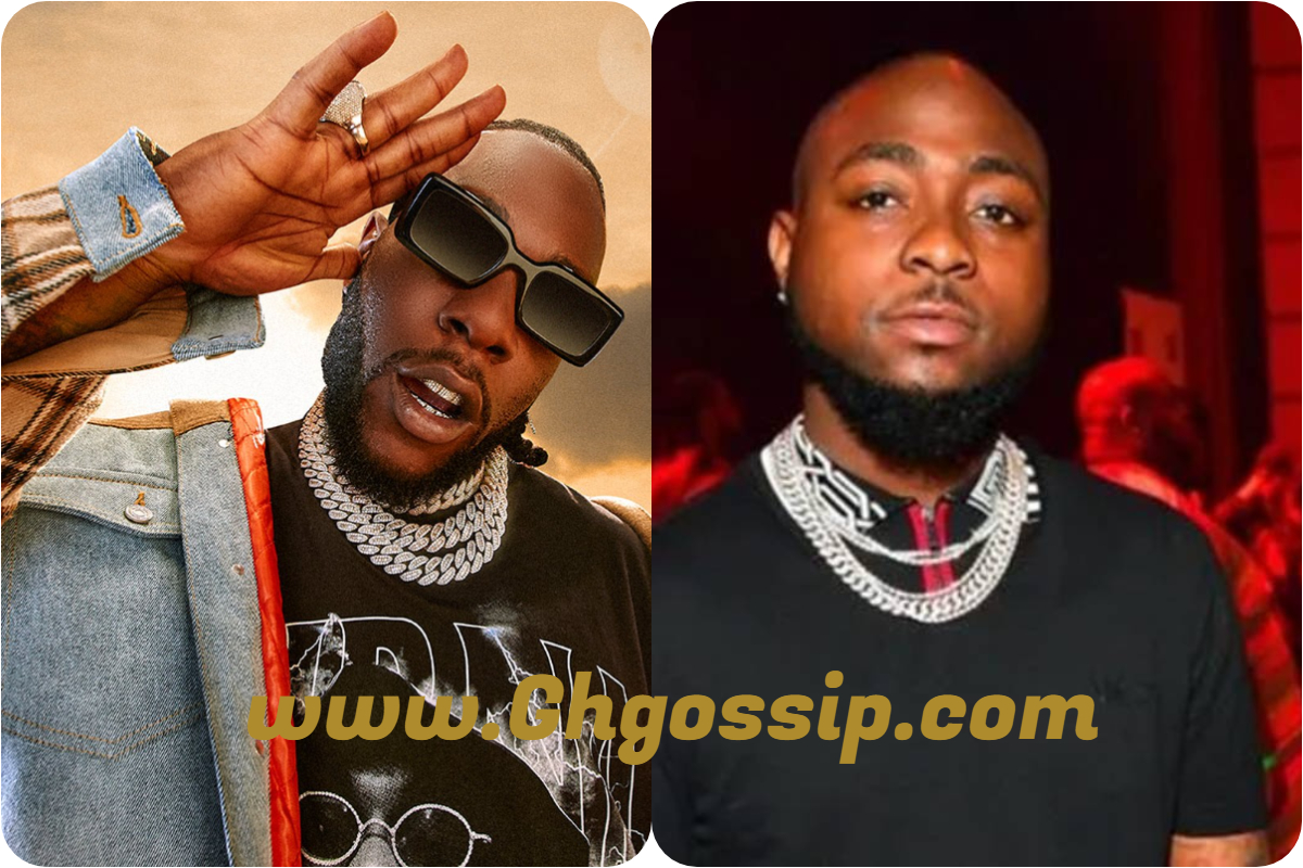 Davido Subtly Replies Burna Boy After His Recent Jabs After He Gained A Grammy Nomination