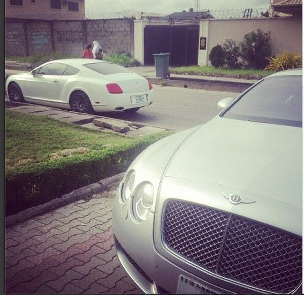 phyno bentley continental 9ad2
