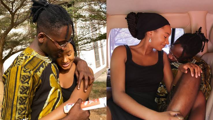 Temi Otedola Recounts How Mr. Eazi Was Rude To Her When They First Met (Video)
