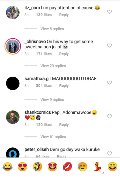 """""""Coming Back From Cheating Like…"""" Reactions As Burna Boy Looks Unconcerned Amidst Scandal"""