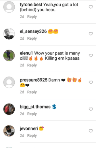 White Man Begs Beautiful Nollywood Actress For Marriage On Instagram