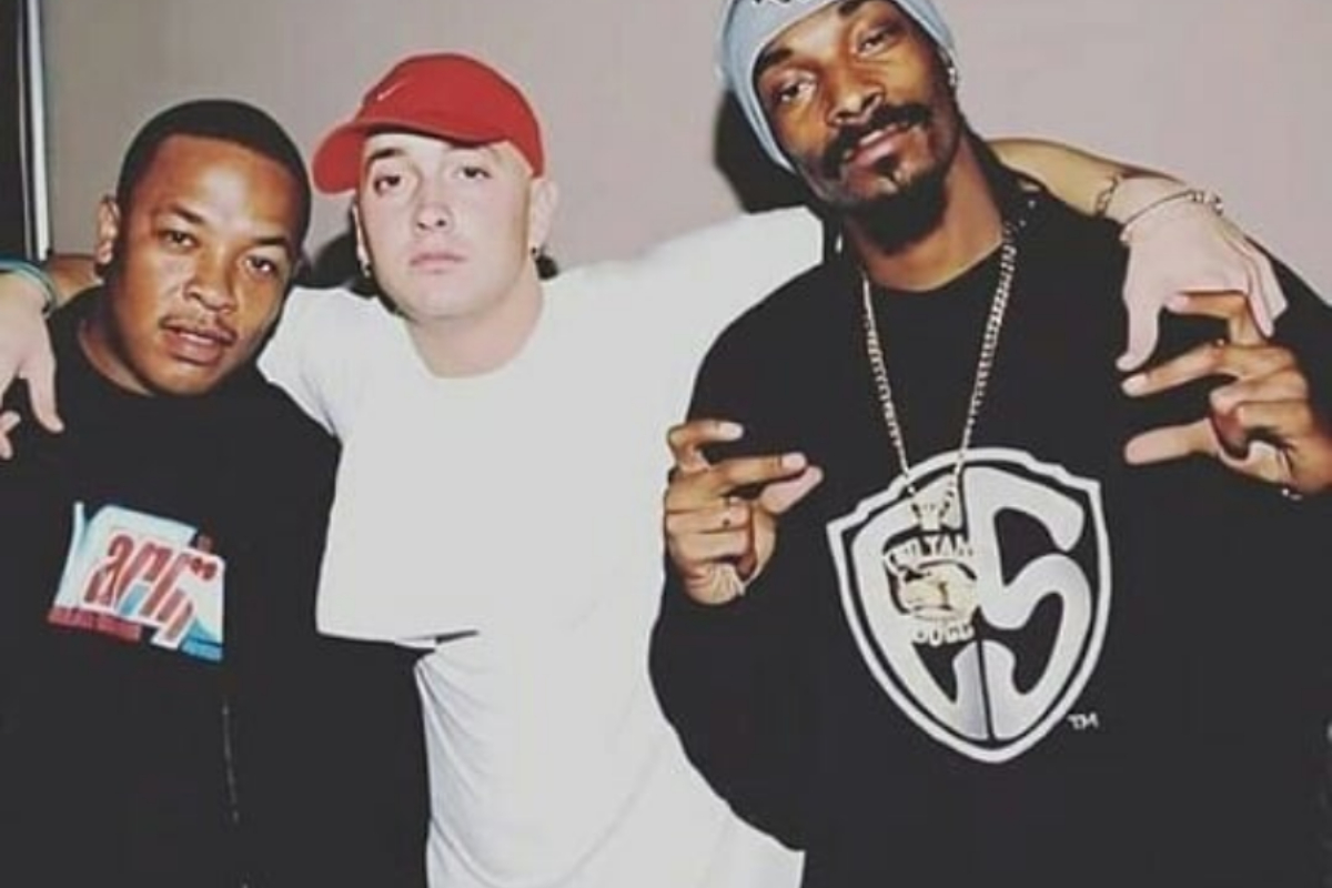 Legendary Snoop Dogg Admits He Is In Good Terms With Rapper Eminem By Malc