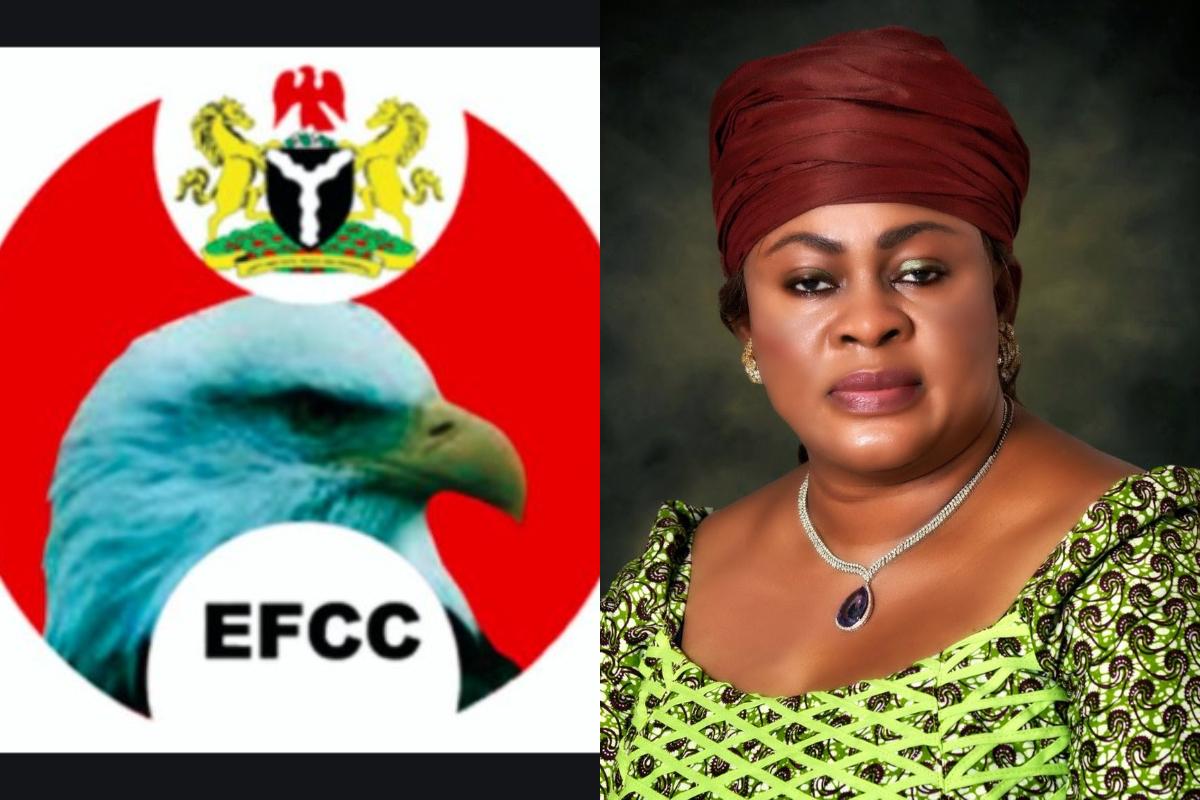 Image result for EFCC Commences Prosecution Of Former Aviation Minister, Stella Oduah