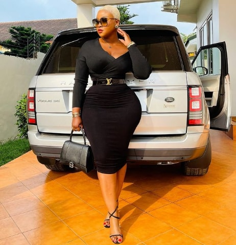 akua boateng - Meet The Ghanaian Lawyer Who Has Taken The Crown Off Sandra Ankobia With Killer Body Curves – [PHOTOS]