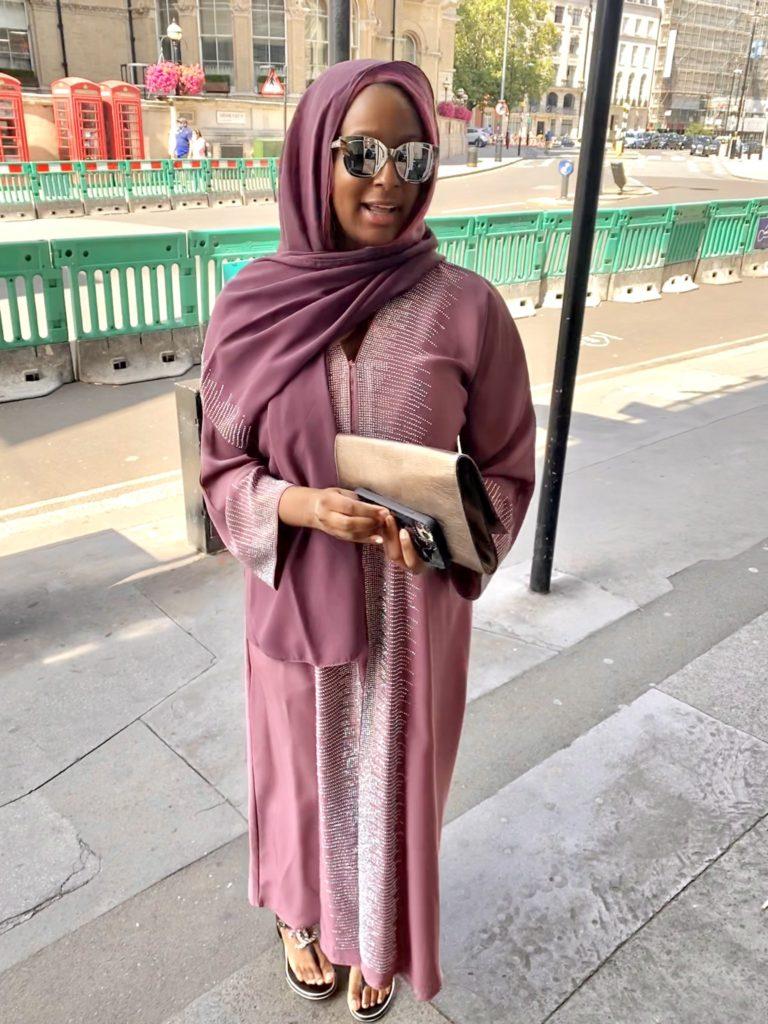 muslim outfit dj cuppy