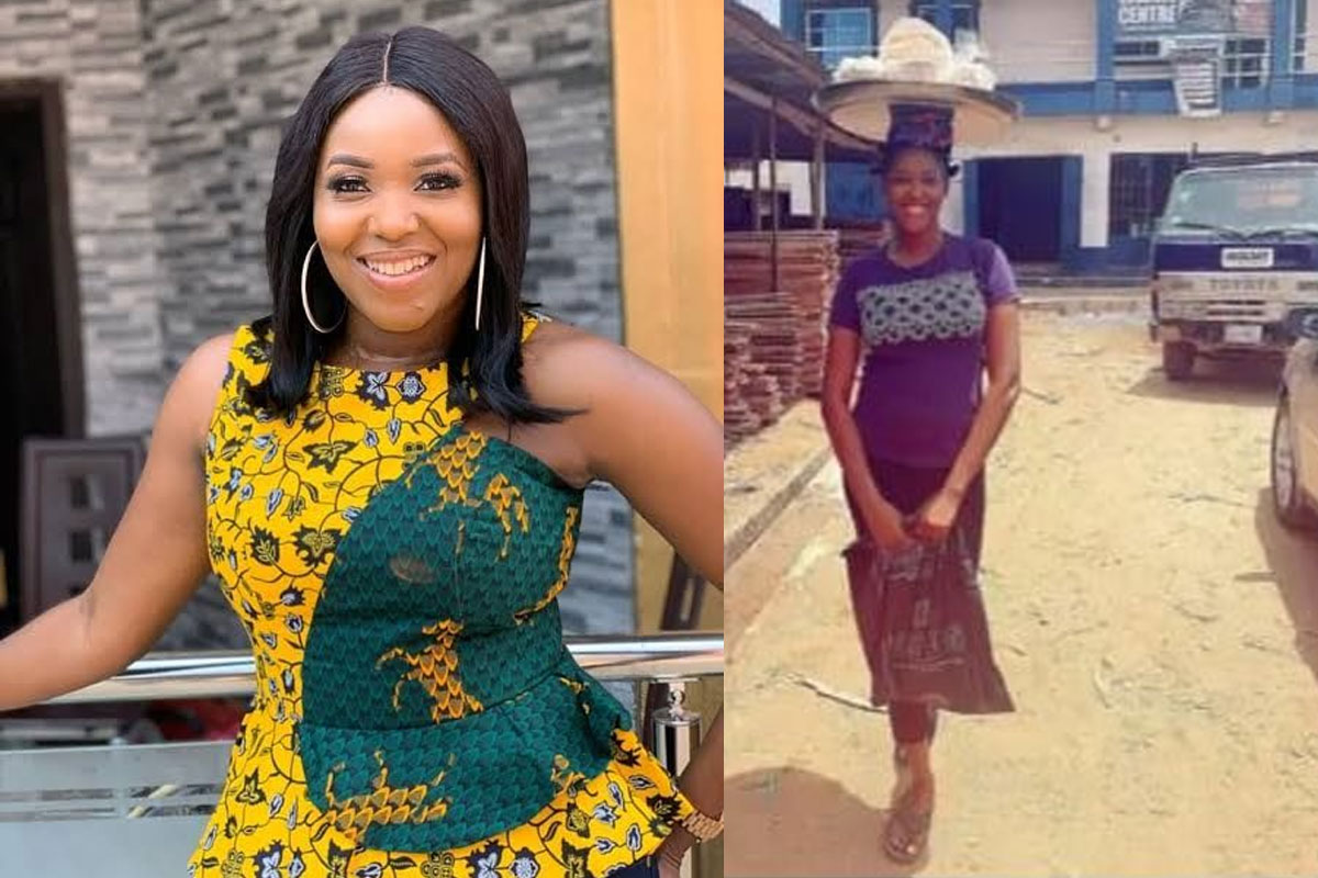 """I Hawked Bread To See Myself To Uni"""" – Actress Biola Adebayo Shares Her  Grass To Grace Story"""