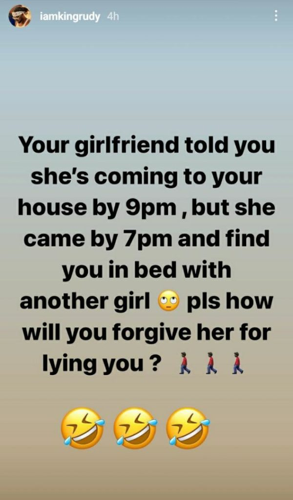How Do You Forgive A Girlfriend Who Lied To Catch You Cheating