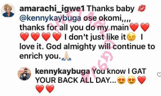 Actress Amarachi Igwe Shows Appreciation To Her Husband For Buying Her A Benz