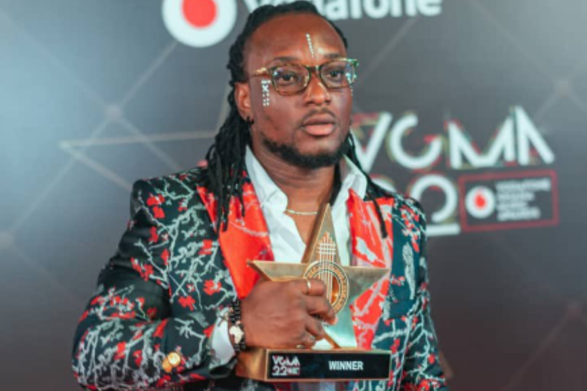 """Nobody Voted For You, Just Thank VGMA Board And Charterhouse""""-Netizens  Blast Epixode For Saying He Is The King Of Dancehall"""