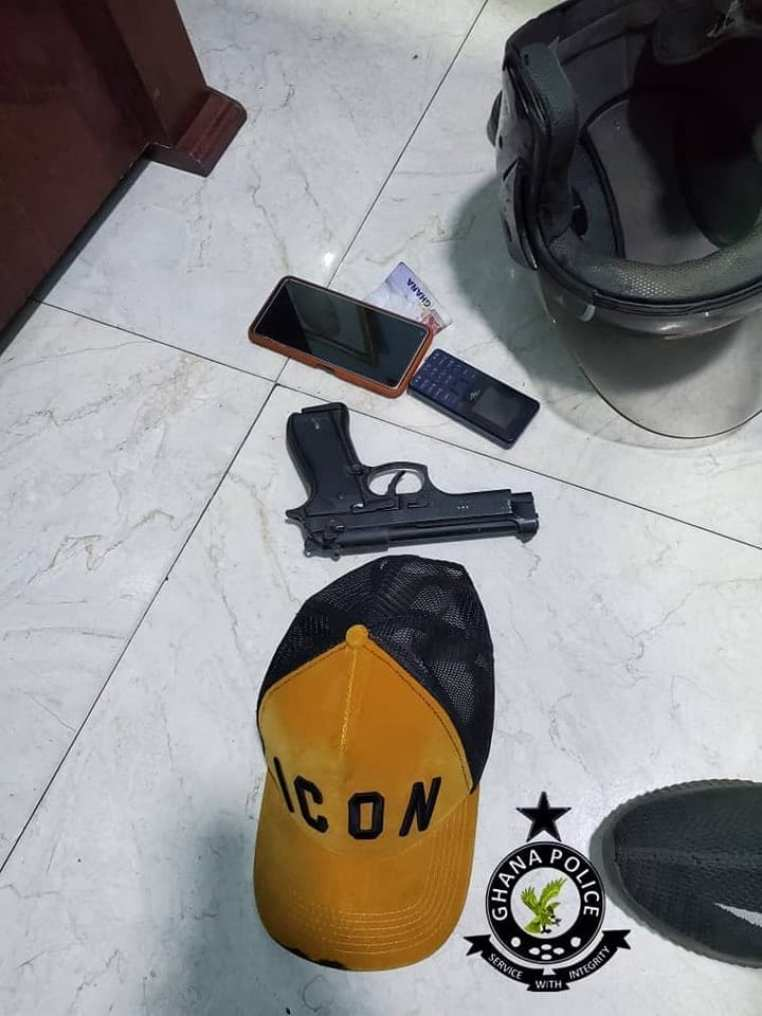 Police Foil Armed Robbery Attack, Suspects Shot