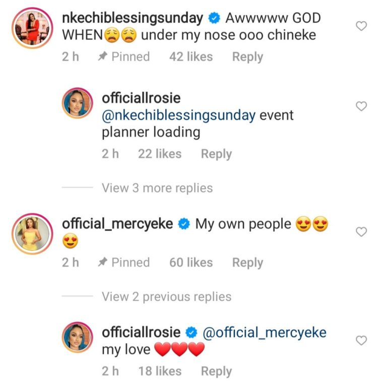 """""""Your Ice Cream Appreciates You"""" – Reality Star, Rosemary Afuwape Sparks Dating Rumours With Ruggedman"""