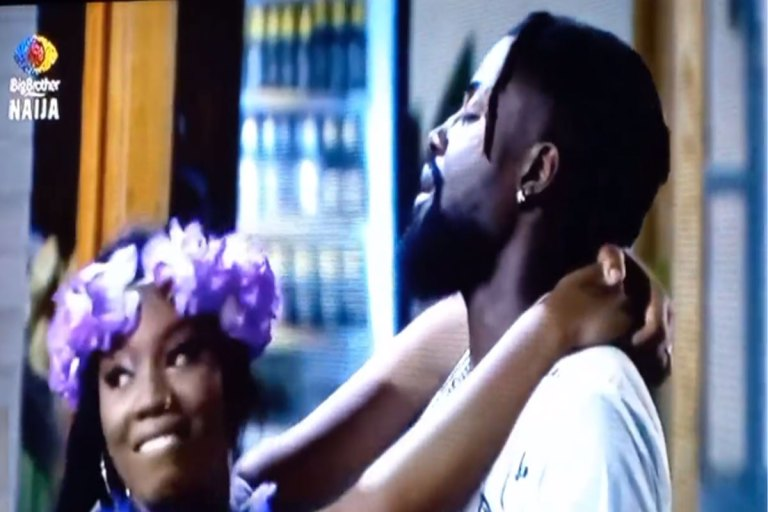 The Moment Michael Stopped Angel After She Tried Flirting With Him (Video))