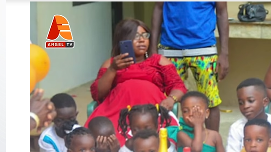 Husband Of Takoradi Kidnapped Woman Releases Baby Bump Video To Prove His Wife Was Pregnant