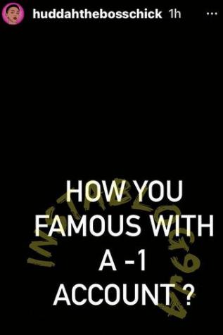 We Love Fame More Than Money In Africa — Socialite, Huddah Monroe