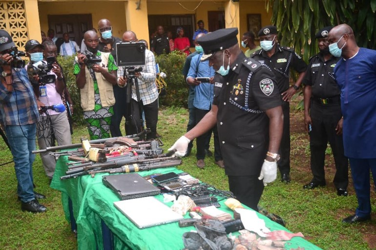 Police Kill Three Death Row Inmates Who Escaped From Edo Prison After Failed Plot To Abduct Delta Monarch's Wife