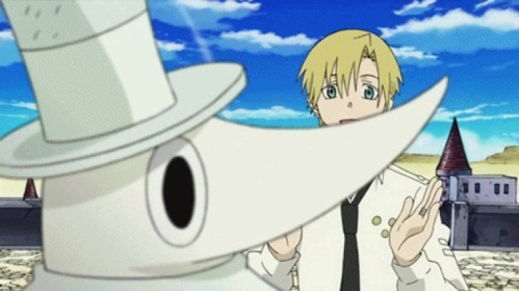 Image result for soul eater hiro and excalibur