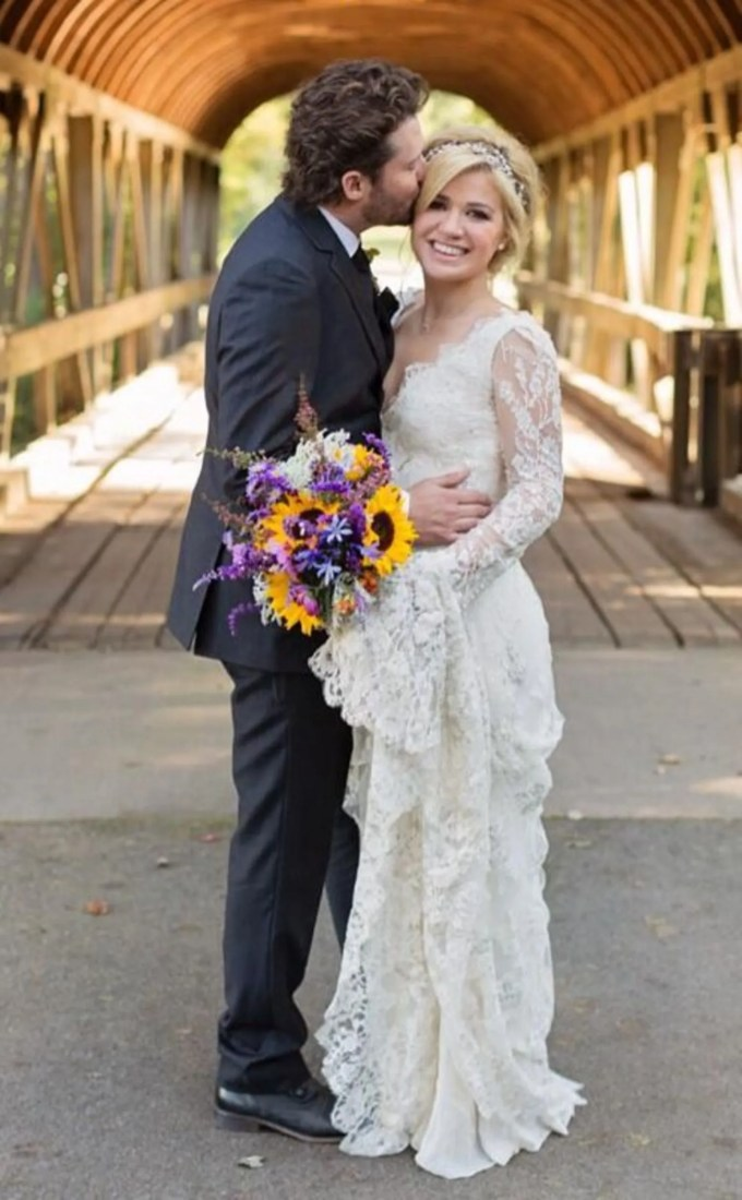 kelly clarkson and brandon blackstock are married—and i have