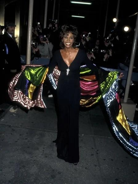 Whitney Houston Fashion Retrospective: Consummate Elegance ...