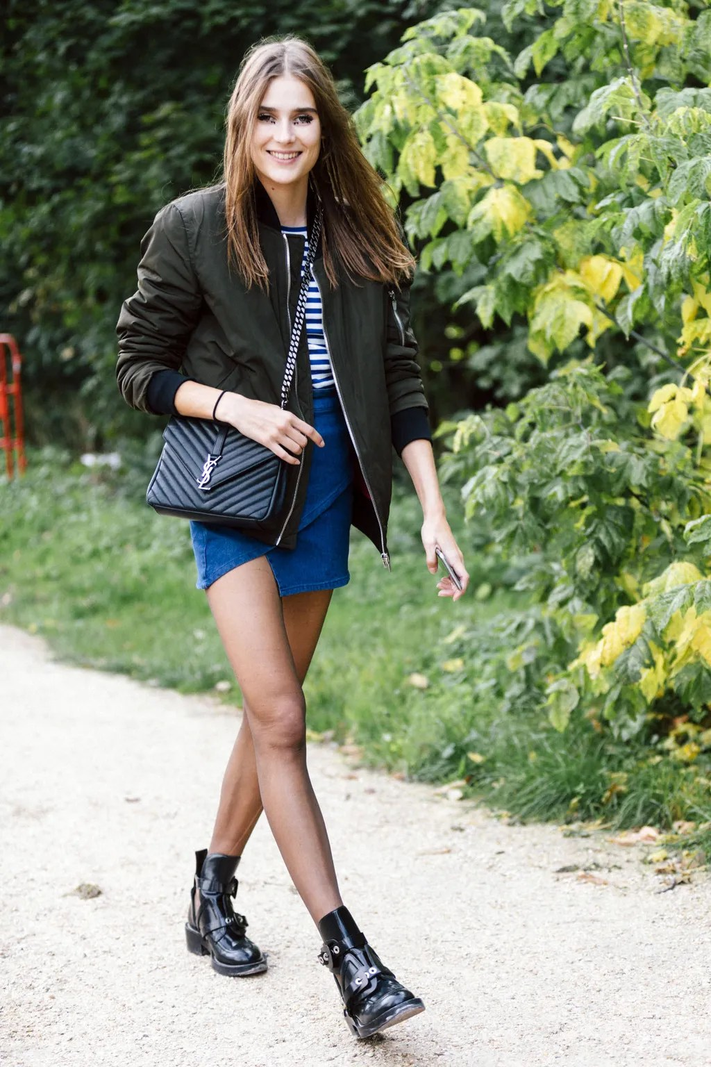 23 Ways To Wear Ankle Booties This FallNo Matter Where
