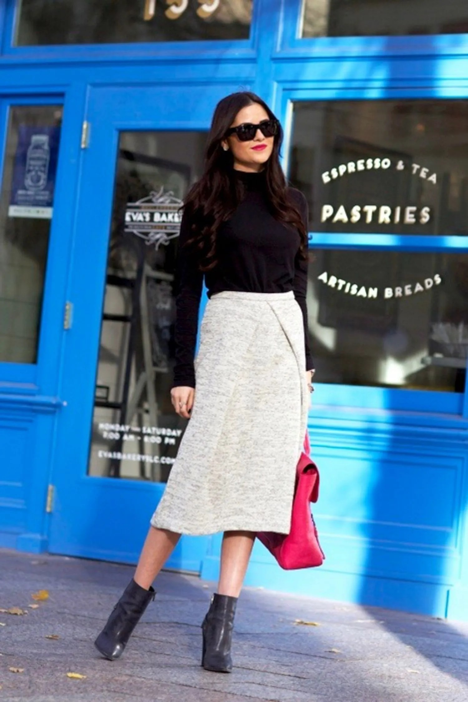 Winter Work Outfit Ideas For 2016 Glamour
