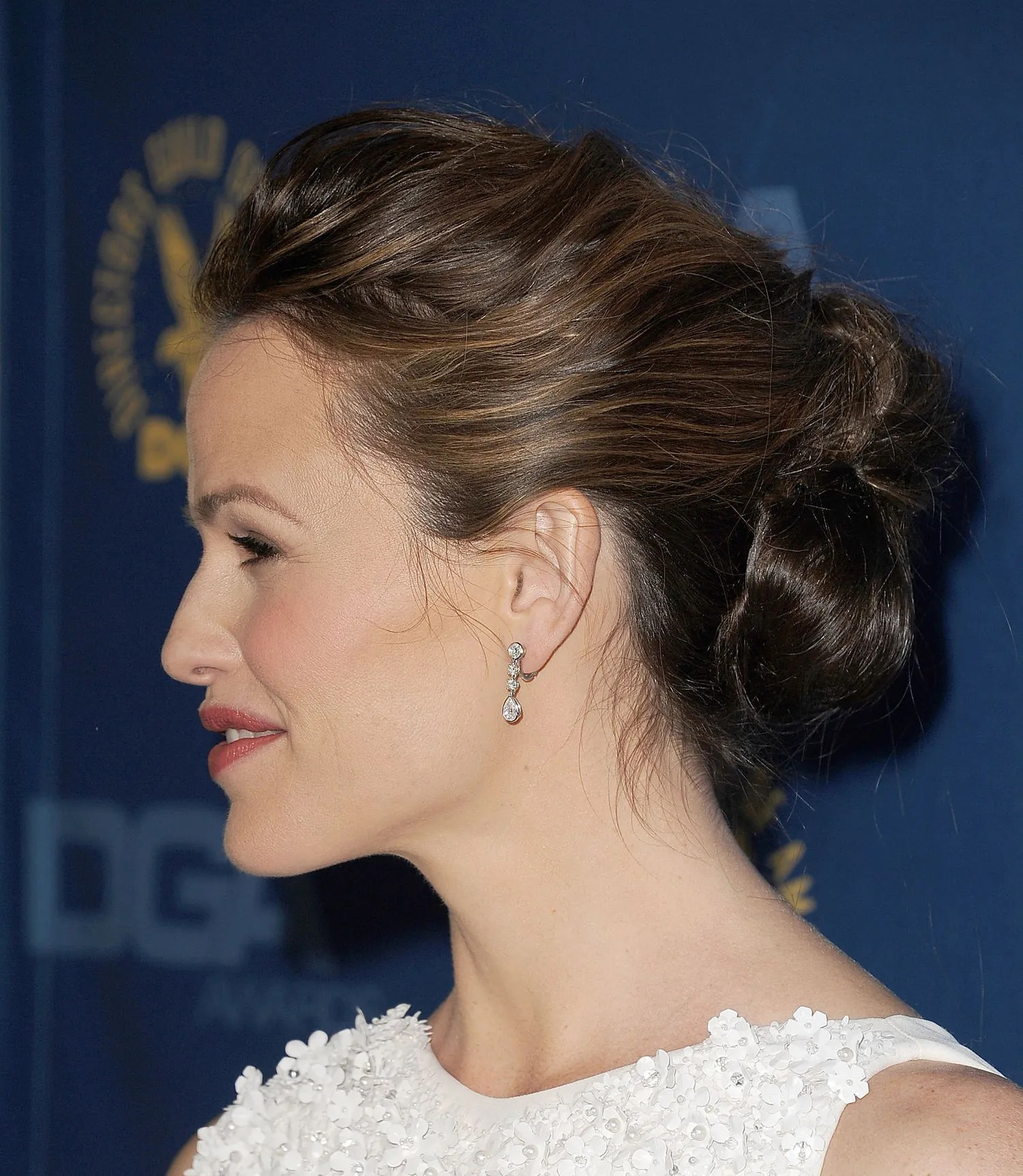 This Updo On Jennifer Garner Was The Very Best Hairstyle