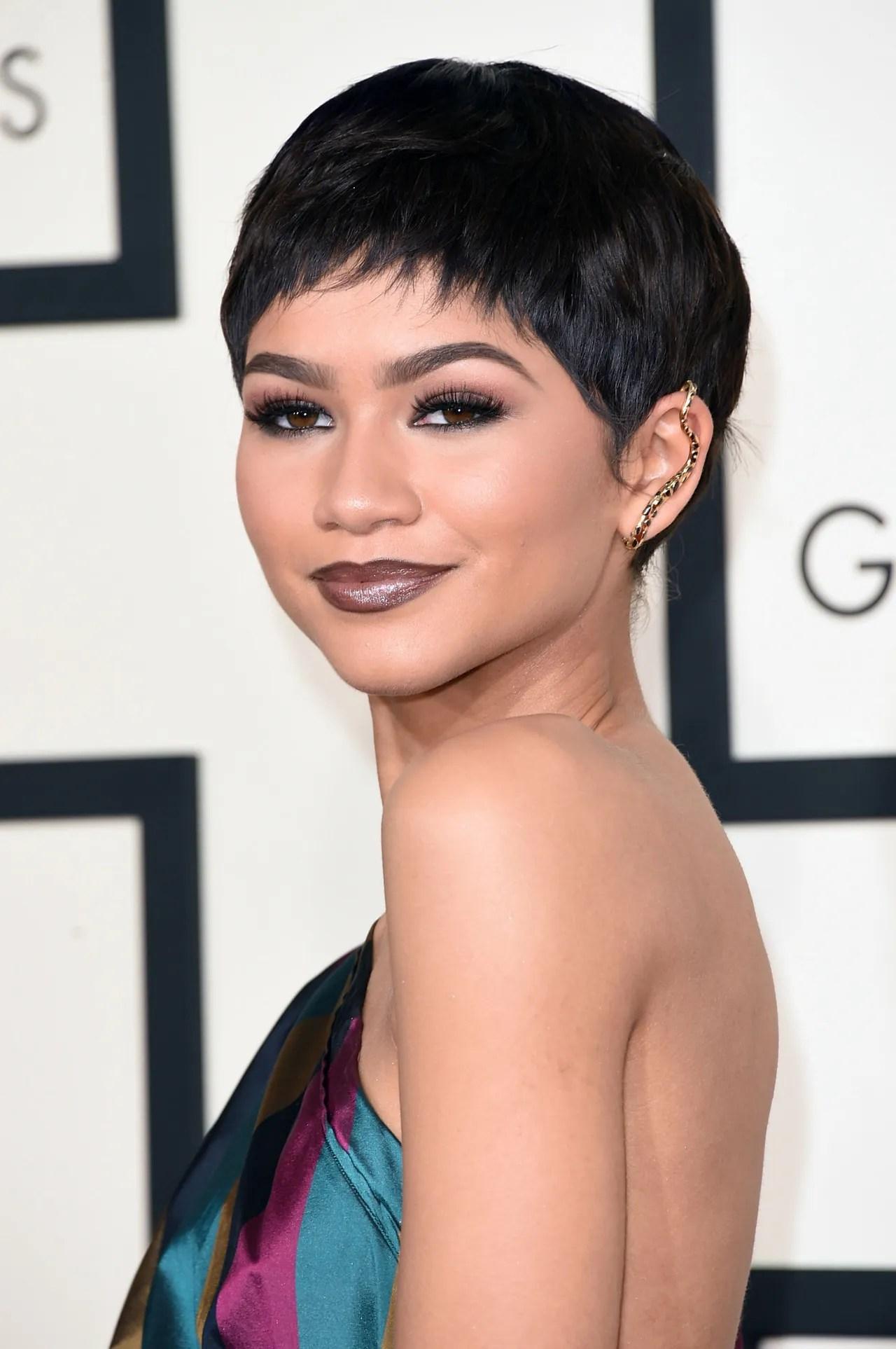 5 Fantastic Short Haircuts That Arent Bobs On Rita Ora