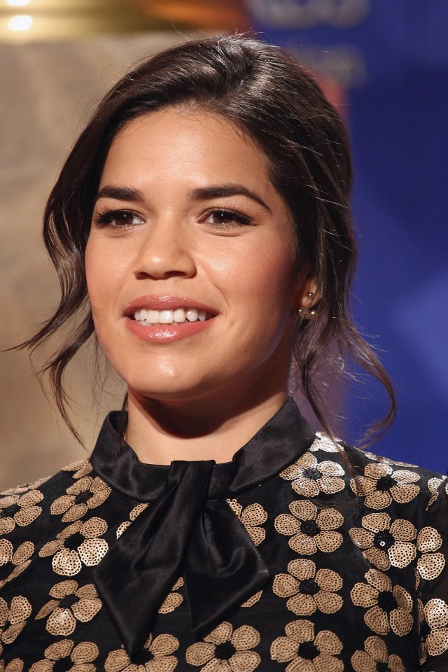 is there a hairstyle america ferrera can't pull off? | glamour