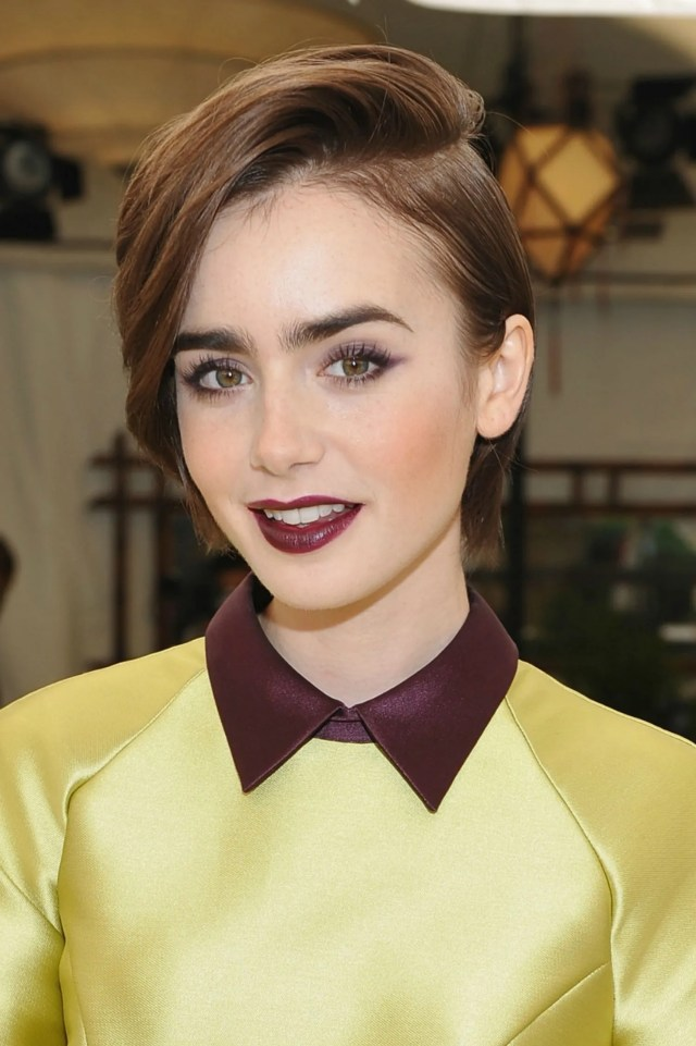 the surprising reason so many celebs rock a deep side part