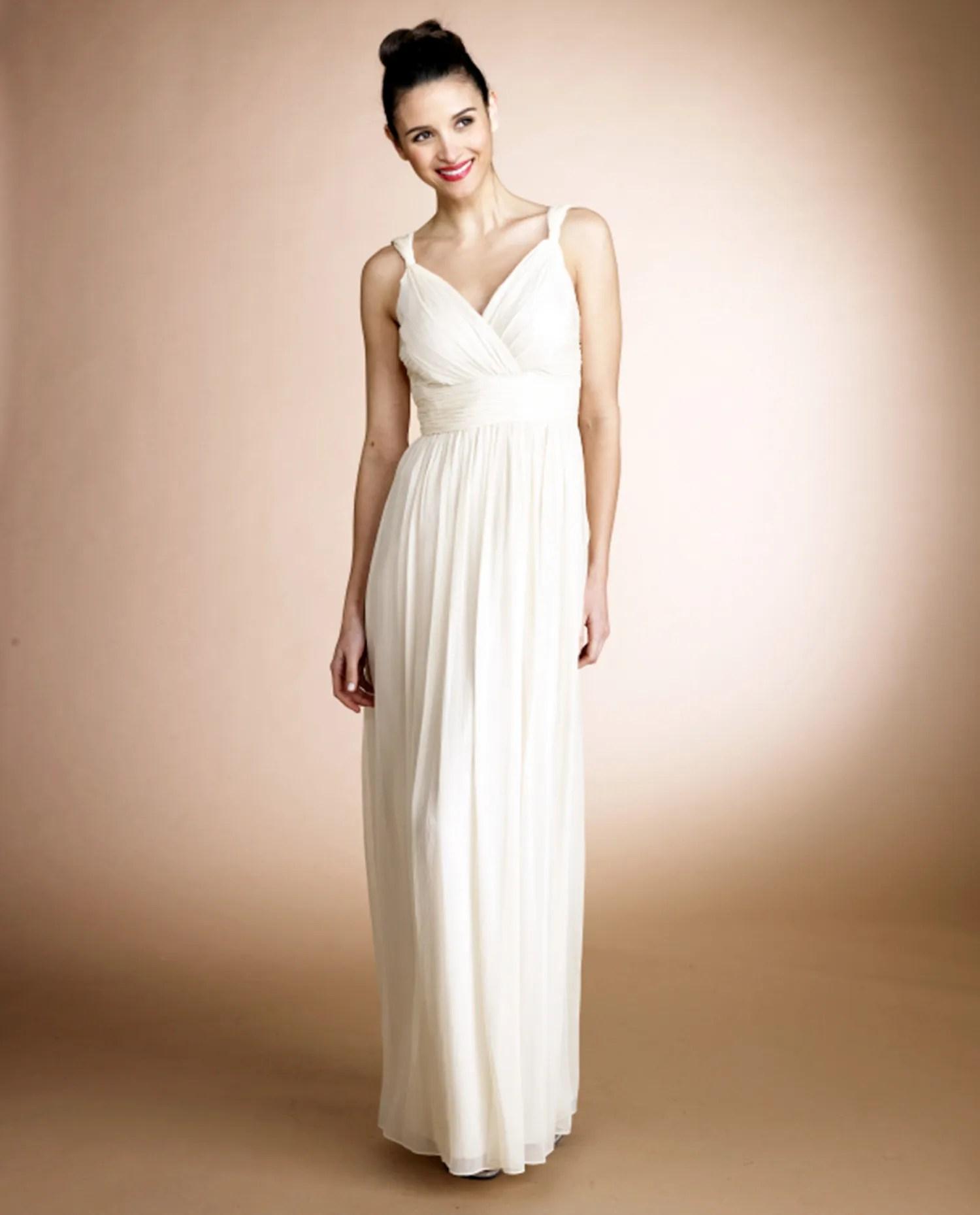 Beach Wedding Dresses Under 100 Dollars