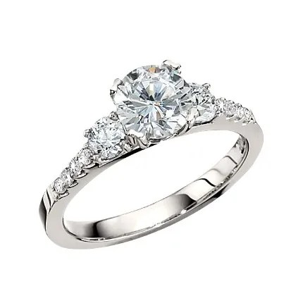 4 Gorgeous Engagement RingsAll Less Than 1850 Which