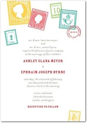 Inner Envelope New Invitation