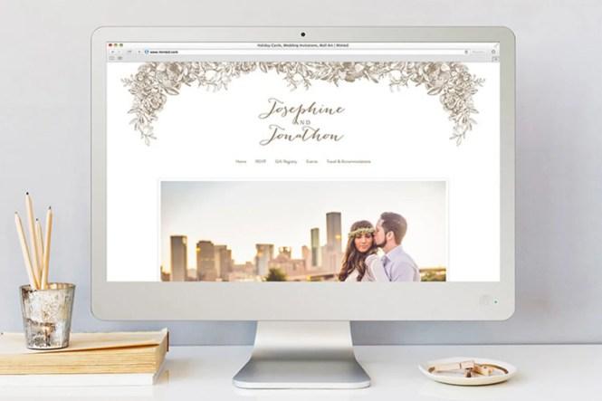 Wedding Websites Free Matching