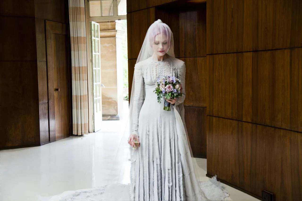 V And A Wedding Dress Exhibition: Celebrity Wedding Dress