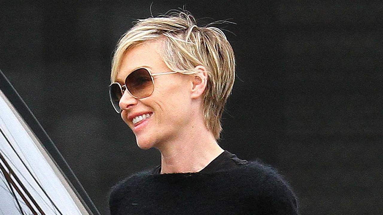 Isn't Portia De Rossi's Haircut The Cutest?
