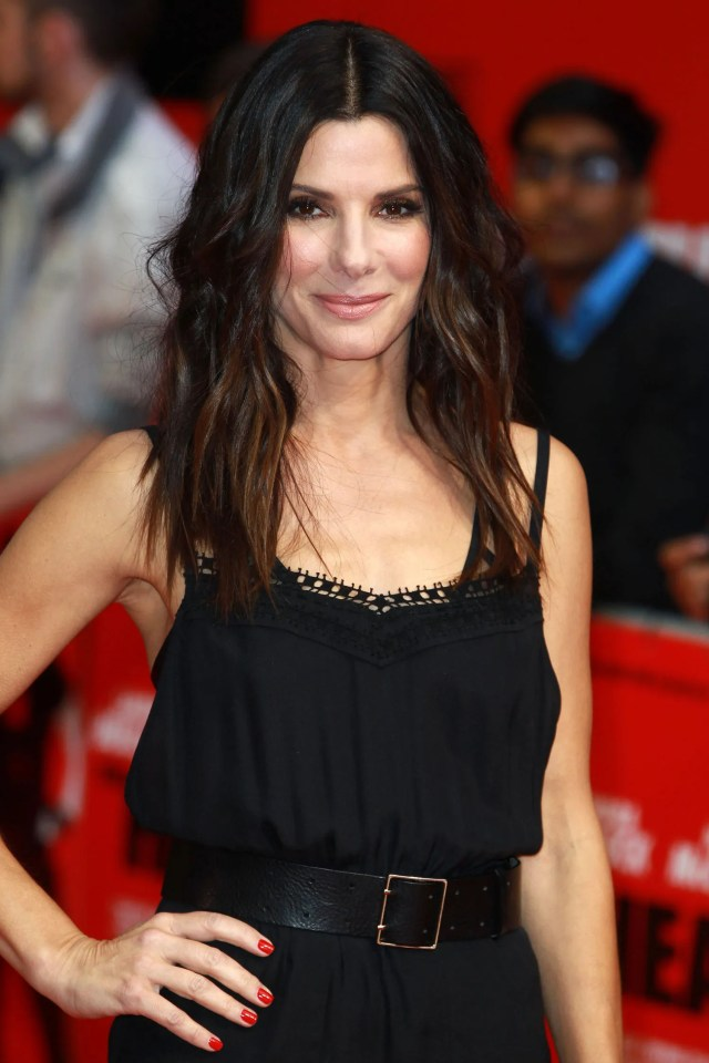 this is the sexiest sandra bullock has ever looked—and her