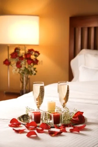 wrong wedding night hotel room