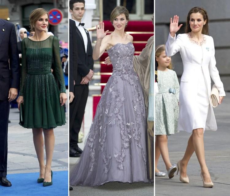 Putri Letizia - Asturia.