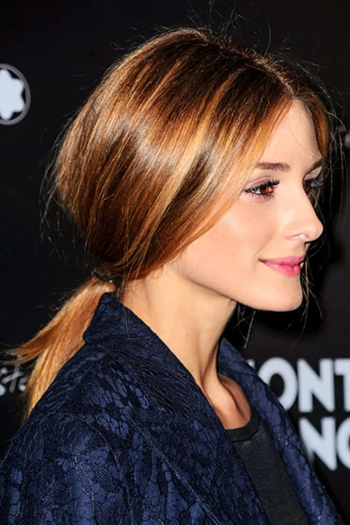 28 Spring Hair Ideas From Olivia Palermo Glamour