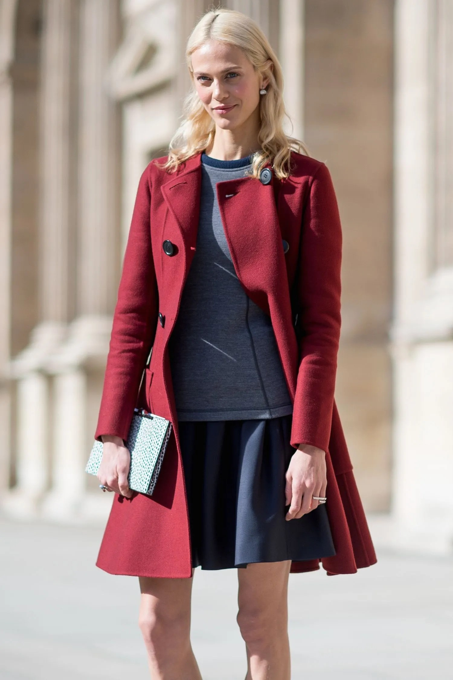 Winter Work And Casual Outfit Ideas Ways To Wear Red In
