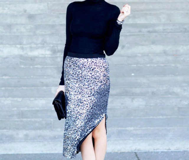 New Years Eve Party Outfits That Require Absolutely No Shopping Glamour