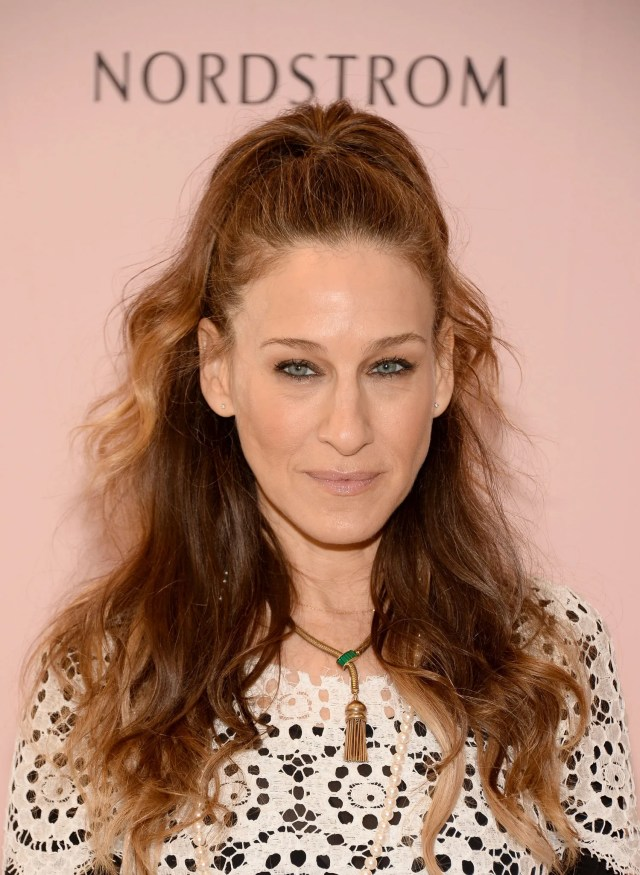theory: carrie bradshaw would never wear this hairstyle