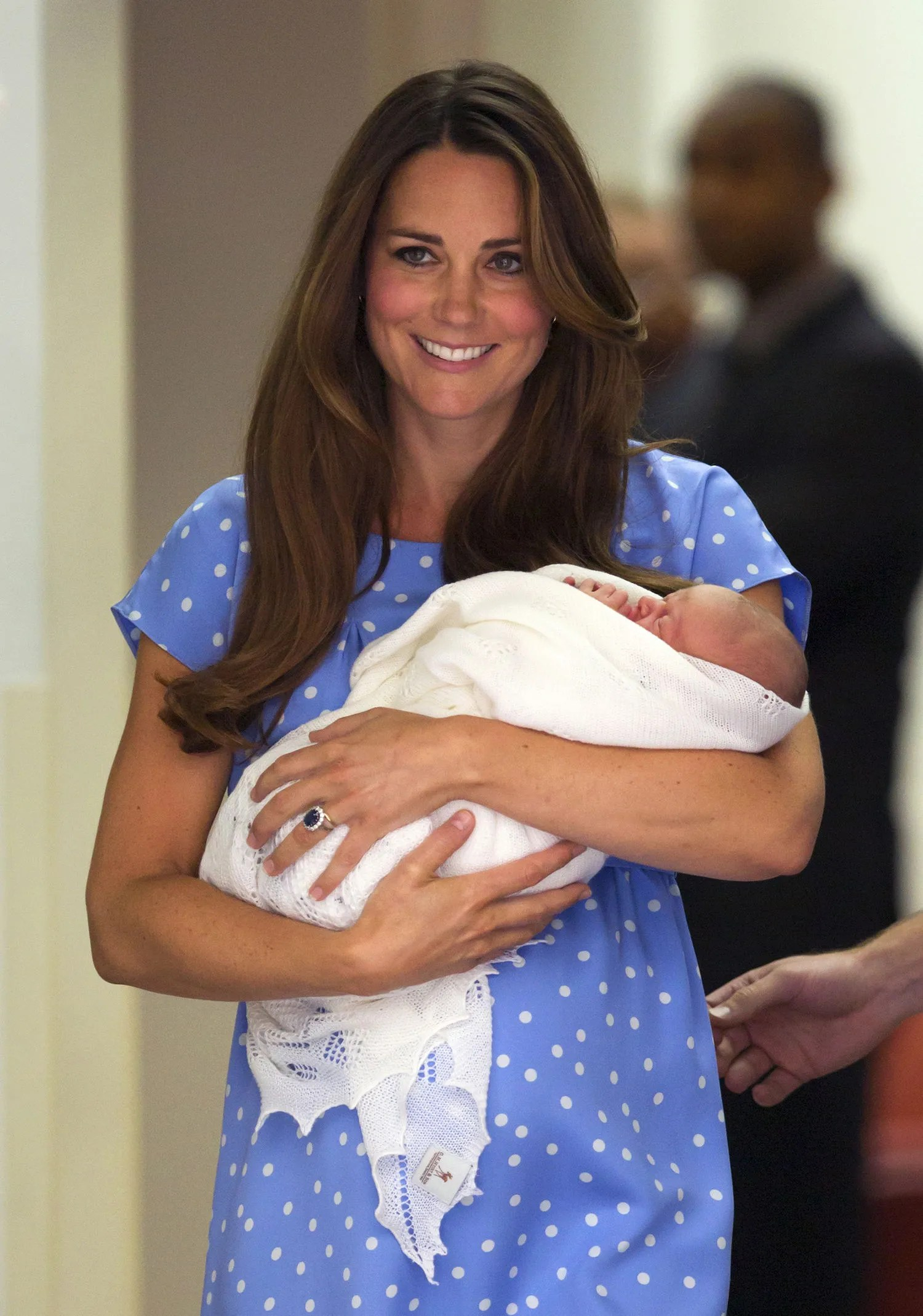 Noticed How Much Kate Middletons Haircut And Hair Color