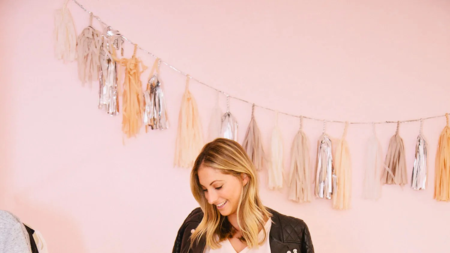 Chic Peek: Cupcakes And Cashmere's Emily Schuman Invites