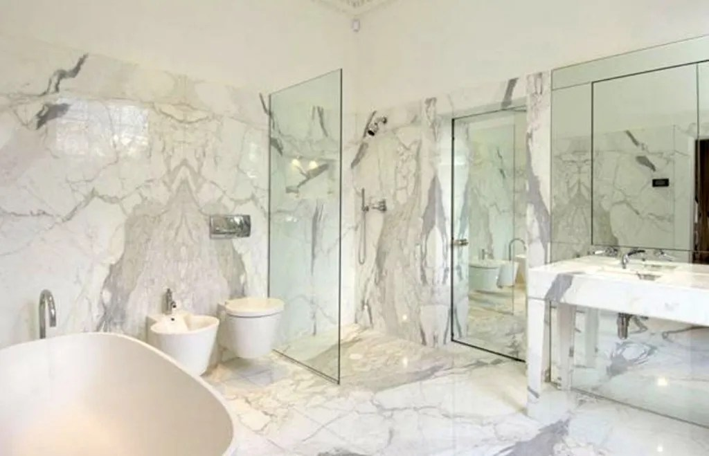 fascinating 80+ white marble bathrooms decorating inspiration of