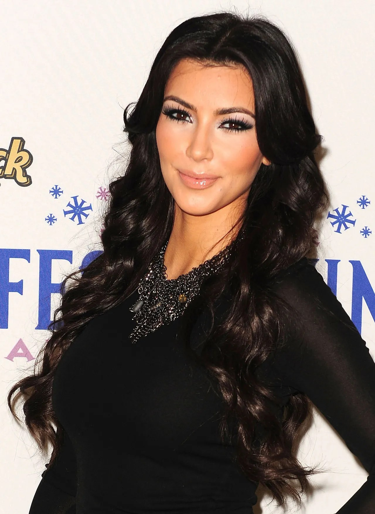 Hair And Makeup Moves Birthday Girl Kim Kardashian Has
